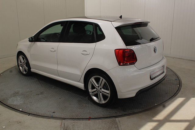 verkauft vw polo 4sports 1 2 gebraucht 2013 km in linz. Black Bedroom Furniture Sets. Home Design Ideas
