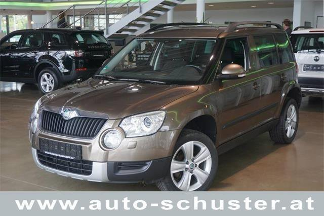 verkauft skoda yeti tdi 2 0 4x4 family gebraucht 2012. Black Bedroom Furniture Sets. Home Design Ideas