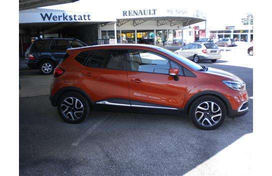 verkauft renault captur dynamique tce gebraucht 2014 km in neunkirchen. Black Bedroom Furniture Sets. Home Design Ideas