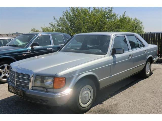 gebraucht se limousine mercedes 500 1981 km in hartberg. Black Bedroom Furniture Sets. Home Design Ideas