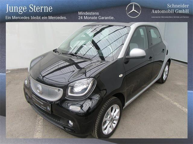gebraucht 52kw smart forfour 2016 km in dornbirn autouncle. Black Bedroom Furniture Sets. Home Design Ideas