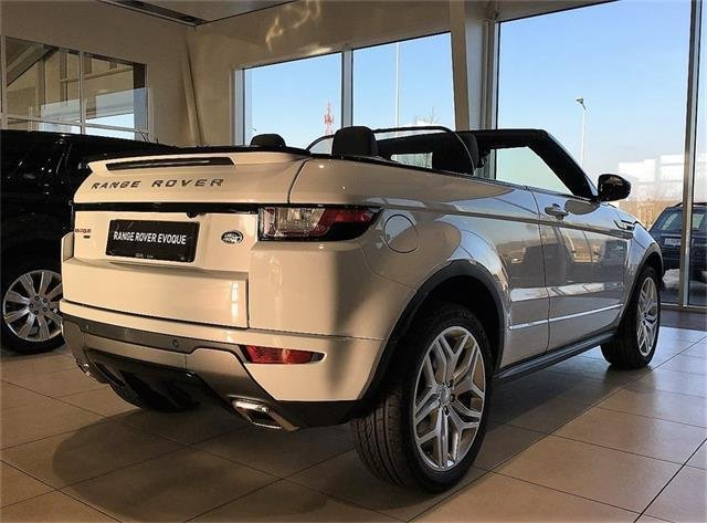 gebraucht cabriolet hse dynamic 2 0 td4 aut cabrio roadster land rover range rover evoque. Black Bedroom Furniture Sets. Home Design Ideas