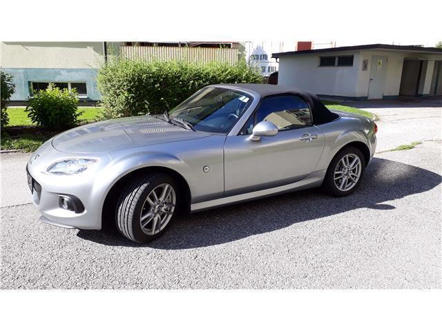 verkauft mazda mx5 1 8i challenge gebraucht 2014 km in bludenz. Black Bedroom Furniture Sets. Home Design Ideas