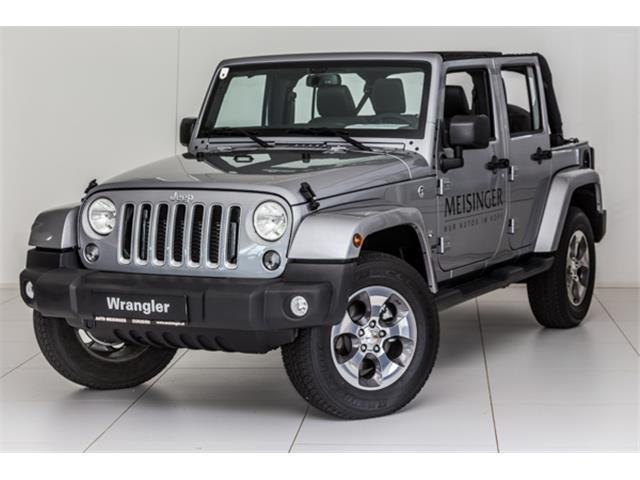 gebraucht sahara 2 2 crd aktion jeep wrangler. Black Bedroom Furniture Sets. Home Design Ideas