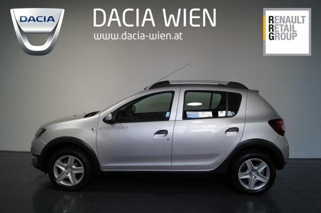 verkauft dacia sandero stepway tce 90 gebraucht 2016 km in wien. Black Bedroom Furniture Sets. Home Design Ideas