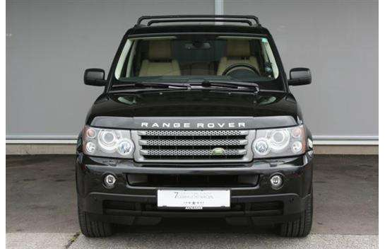 verkauft land rover range rover sport gebraucht 2007 km in klagenfurt. Black Bedroom Furniture Sets. Home Design Ideas