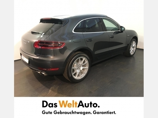 verkauft porsche macan s diesel gebraucht 2017 km in linz leonding. Black Bedroom Furniture Sets. Home Design Ideas