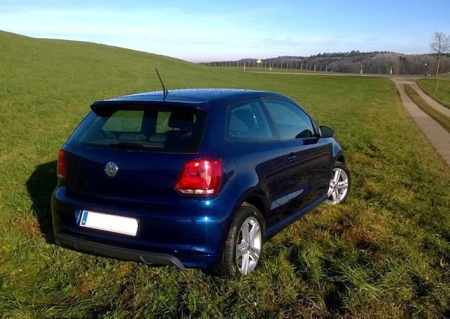 Verkauft VW Polo 6R 4Sports 1,2 TDI R-., gebraucht 2012, 76.000 km ...