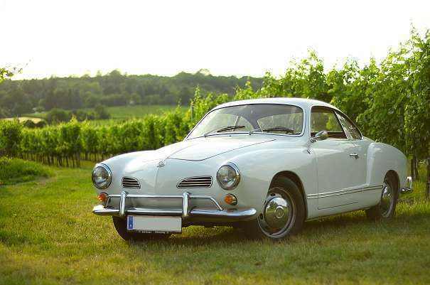 verkauft vw karmann ghia typ 14 gebraucht 1967 km in wien. Black Bedroom Furniture Sets. Home Design Ideas