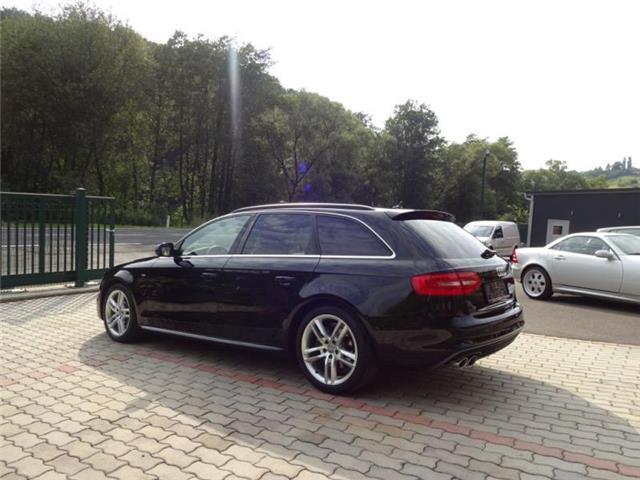Verkauft Audi A4 Avant 20 Tdi Aut2x Gebraucht 2015 57800 Km