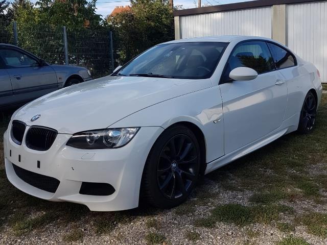 Wonderbaar Verkauft BMW 320 Coupe M-packet Vollau., gebraucht 2007, 340.000 LB-53