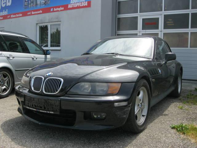 Verkauft Bmw Z3 2 8 Coup 233 Motorschad Gebraucht 1999