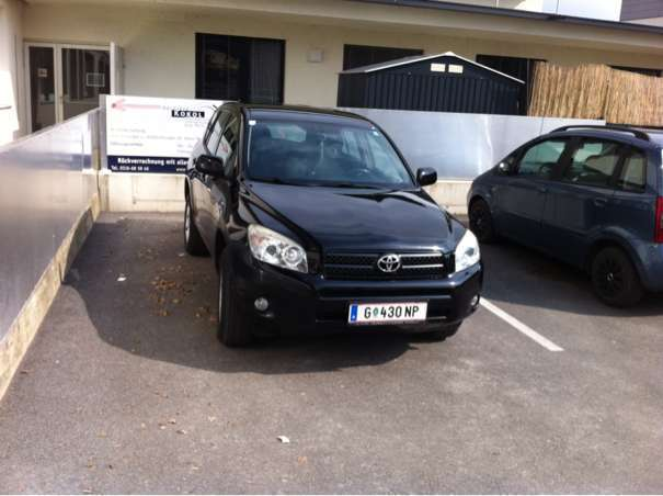 verkauft toyota rav4 2 2 diesel suv gebraucht 2006 km in graz. Black Bedroom Furniture Sets. Home Design Ideas
