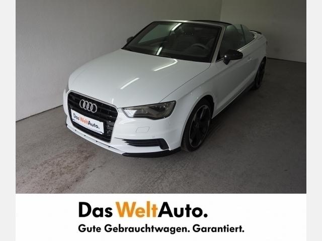 1 4 Gebraucht Audi A3 Cabriolet Tfsi Cod Carbon