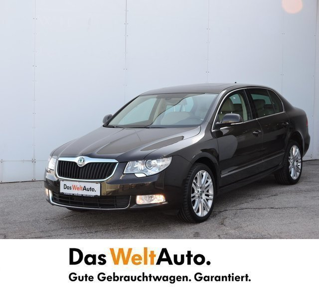 verkauft skoda superb elegance tdi dsg gebraucht 2013 51. Black Bedroom Furniture Sets. Home Design Ideas