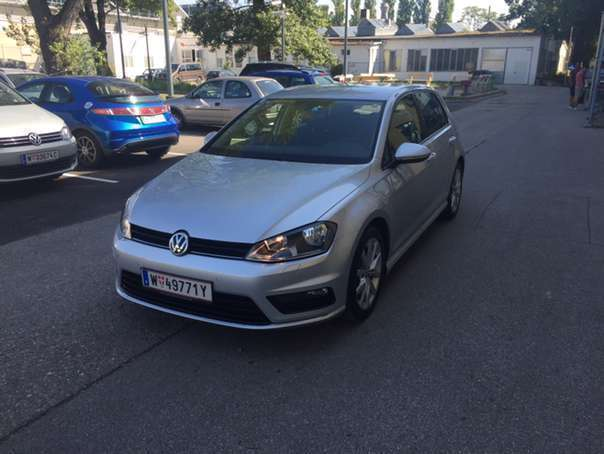 verkauft vw golf 1 6 tdi r line limous gebraucht 2013 km in wien. Black Bedroom Furniture Sets. Home Design Ideas