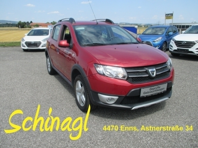 verkauft dacia sandero stepway tce 90 gebraucht 2013 km in enns. Black Bedroom Furniture Sets. Home Design Ideas