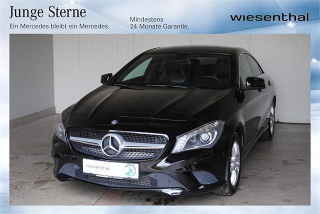 verkauft mercedes cla180 cla 180 gebraucht 2014 km in eisenstadt. Black Bedroom Furniture Sets. Home Design Ideas