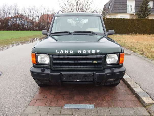 verkauft land rover discovery td5 xs a gebraucht 2000. Black Bedroom Furniture Sets. Home Design Ideas