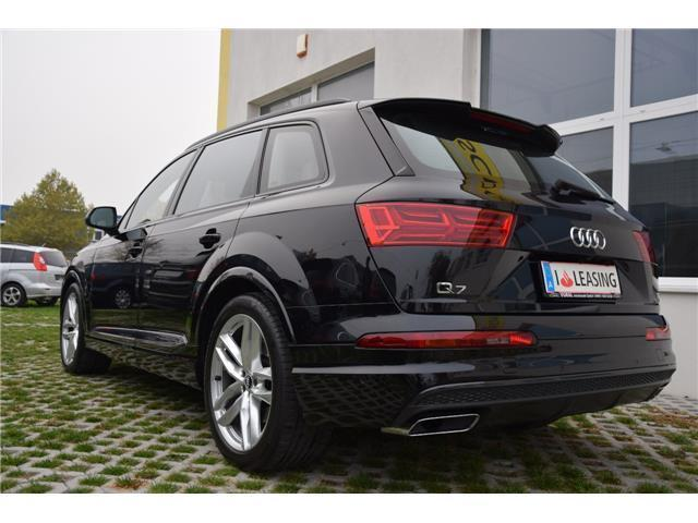 verkauft audi q7 3 0 tdi quattro tiptr gebraucht 2017 km in wien. Black Bedroom Furniture Sets. Home Design Ideas