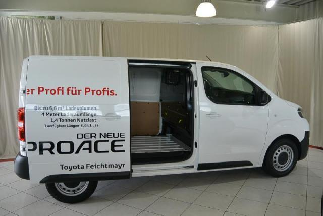 verkauft toyota proace 2 0 d 4d 120 l1 gebraucht 2016 4. Black Bedroom Furniture Sets. Home Design Ideas