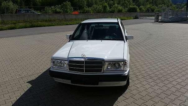 verkauft mercedes 190 limousine gebraucht 1991 km in spittal an der drau. Black Bedroom Furniture Sets. Home Design Ideas