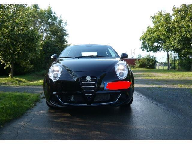 verkauft alfa romeo mito alfa 1 4 mult gebraucht 2010. Black Bedroom Furniture Sets. Home Design Ideas