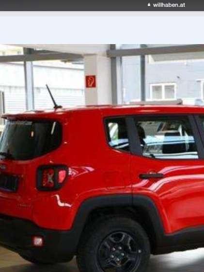 verkauft jeep renegade 1 6 diesel suv gebraucht 2015 km in wien. Black Bedroom Furniture Sets. Home Design Ideas