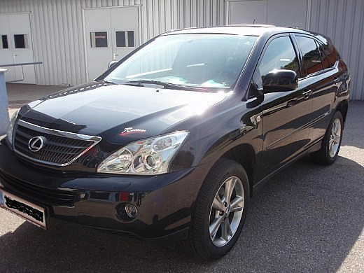 verkauft lexus rx400h president 4wd hy gebraucht 2006 km in g stling ybbs. Black Bedroom Furniture Sets. Home Design Ideas
