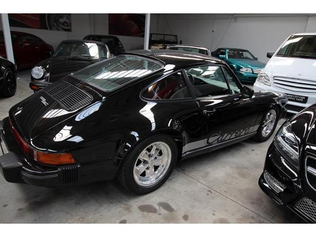verkauft porsche 911sc sportwagen co gebraucht 1981. Black Bedroom Furniture Sets. Home Design Ideas