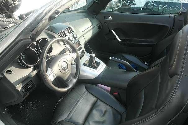 verkauft opel gt m1 cabrio roadster gebraucht 2008 27. Black Bedroom Furniture Sets. Home Design Ideas