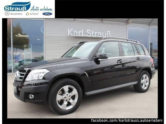 verkauft mercedes glk320 glk klassecdi gebraucht 2009 km in stockerau. Black Bedroom Furniture Sets. Home Design Ideas