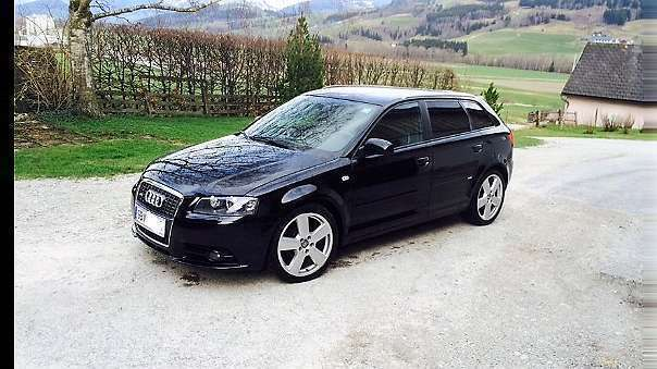 verkauft audi a3 sportback 8p 2 0 td gebraucht 2005. Black Bedroom Furniture Sets. Home Design Ideas