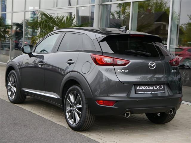 verkauft mazda cx 3 g120 takumi gebraucht 2016 4 km in. Black Bedroom Furniture Sets. Home Design Ideas