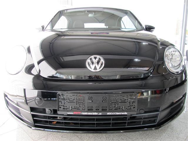 verkauft vw beetle cabrio 1 2 tsi bmt gebraucht 2015 24. Black Bedroom Furniture Sets. Home Design Ideas
