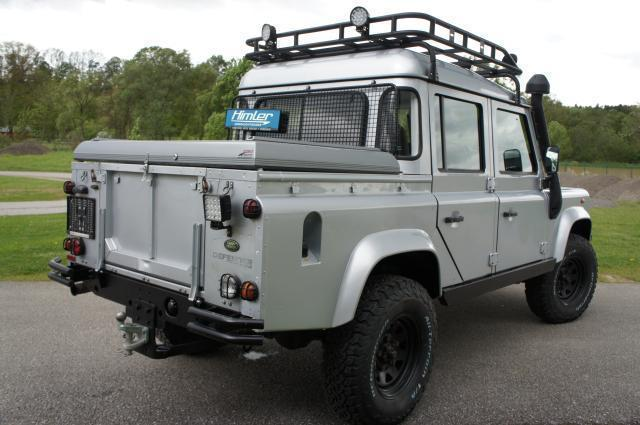 verkauft land rover defender 110 dcpu gebraucht 2007 km in f rstenfeld. Black Bedroom Furniture Sets. Home Design Ideas
