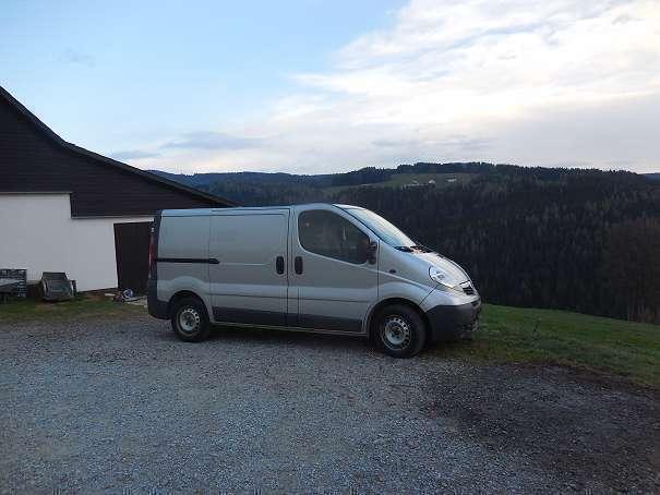 verkauft opel vivaro gebraucht 2009 km in preitenegg. Black Bedroom Furniture Sets. Home Design Ideas