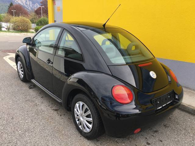 verkauft vw beetle 2 0 gebraucht 1999 km in ferlach. Black Bedroom Furniture Sets. Home Design Ideas