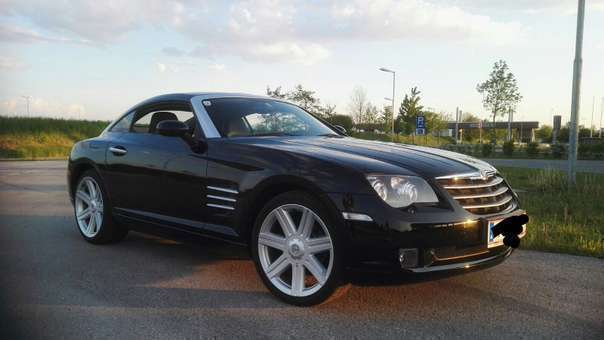 verkauft chrysler crossfire 3 2l v6 sp gebraucht 2004 km in sankt p lten. Black Bedroom Furniture Sets. Home Design Ideas