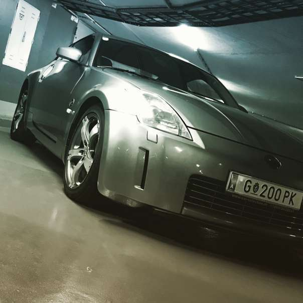 verkauft nissan 350z sportwagen coup gebraucht 2004 km in preding. Black Bedroom Furniture Sets. Home Design Ideas