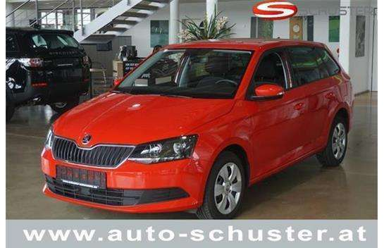 verkauft skoda fabia combi tdi 1 4 amb gebraucht 2016. Black Bedroom Furniture Sets. Home Design Ideas