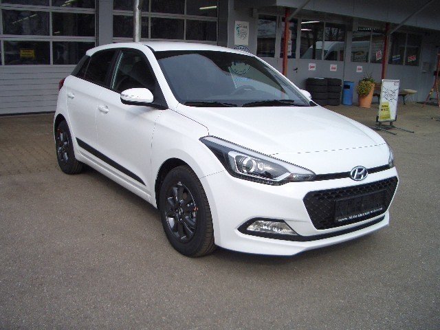 verkauft hyundai i20 1 25 edition 25 gebraucht 2016 25 km in ampflwang. Black Bedroom Furniture Sets. Home Design Ideas