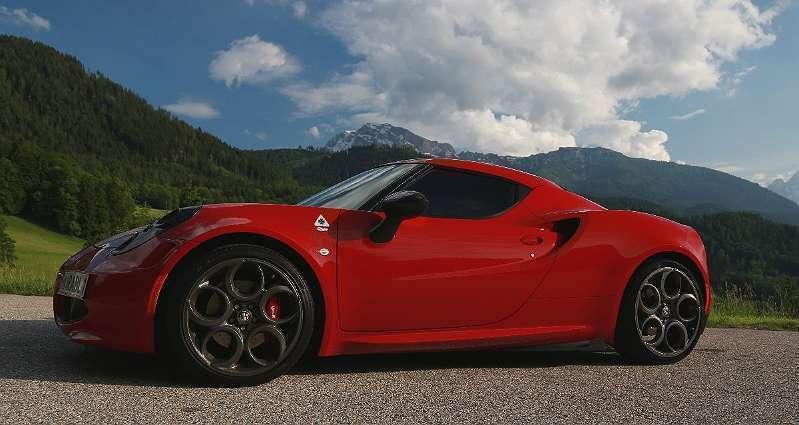 Betere Alfa Romeo 4C gebraucht • 7 Alfa Romeo 4C zu verkaufen • AutoUncle IU-75