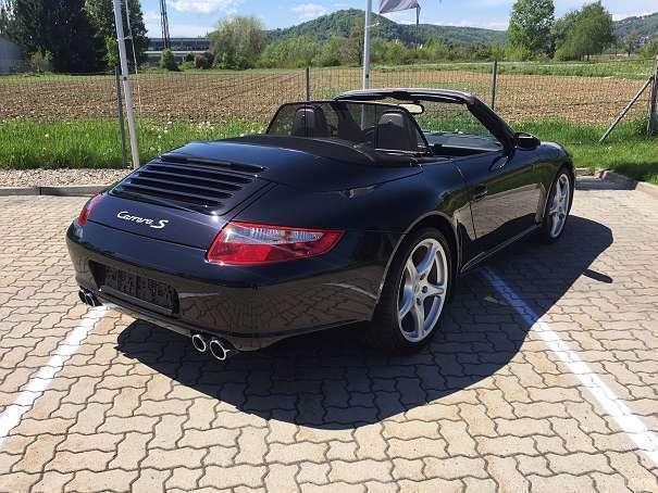 verkauft porsche 911 carrera s cabriol gebraucht 2007 km in graz. Black Bedroom Furniture Sets. Home Design Ideas