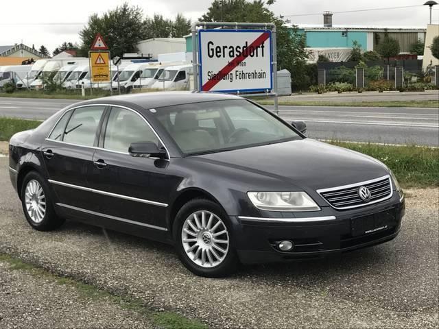 verkauft vw phaeton v6 tdi 4motion gebraucht 2004 km in gerasdorf bei wien. Black Bedroom Furniture Sets. Home Design Ideas