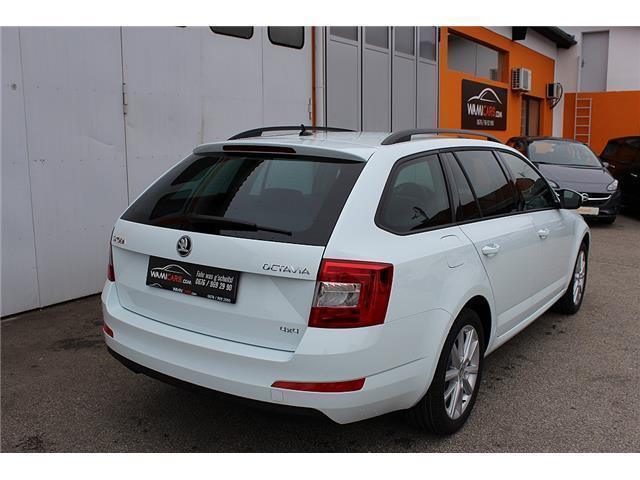 verkauft skoda octavia combi 2 0 tdi 4 gebraucht 2016 km in rainbach. Black Bedroom Furniture Sets. Home Design Ideas