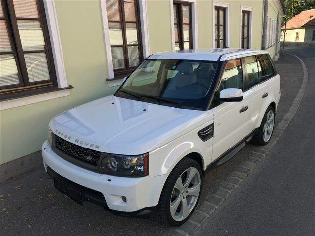 verkauft land rover range rover sport gebraucht 2010 km in wien. Black Bedroom Furniture Sets. Home Design Ideas