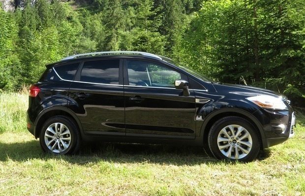 verkauft ford kuga titanium 2 0d dm2 d gebraucht 2012. Black Bedroom Furniture Sets. Home Design Ideas