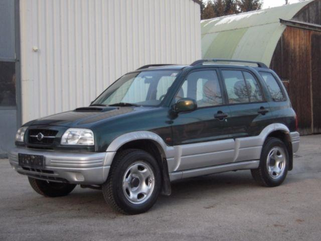 verkauft suzuki grand vitara td 4x4 ah gebraucht 1999 km in klagenfurt. Black Bedroom Furniture Sets. Home Design Ideas