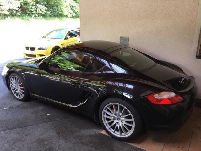 verkauft porsche cayman s 3 4 gebraucht 2006 km in lendorf. Black Bedroom Furniture Sets. Home Design Ideas